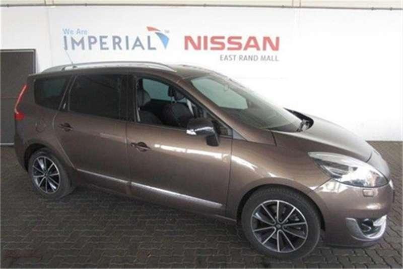 Renault Grand Scenic Grand Scenic 2 0dci Bose For Sale In