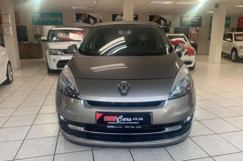 2012 Renault Grand Scenic 1.6dCi Dynamique
