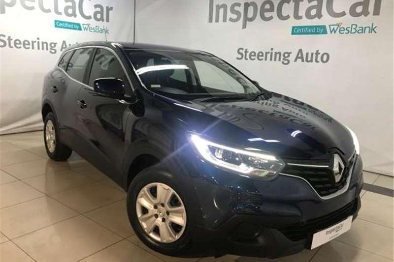 Renault Kadjar 1.2T BLAZE 2017