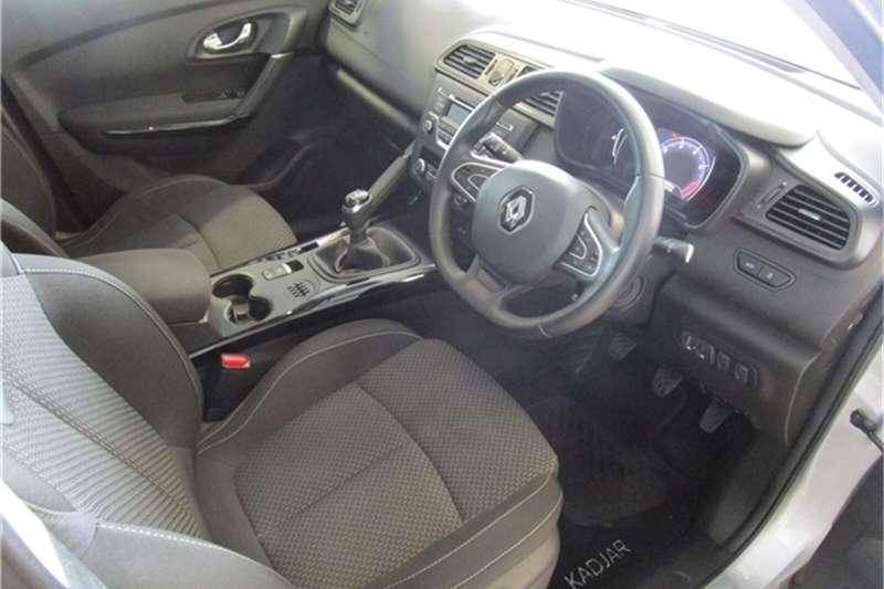 Renault Kadjar 1.2T BLAZE 2019