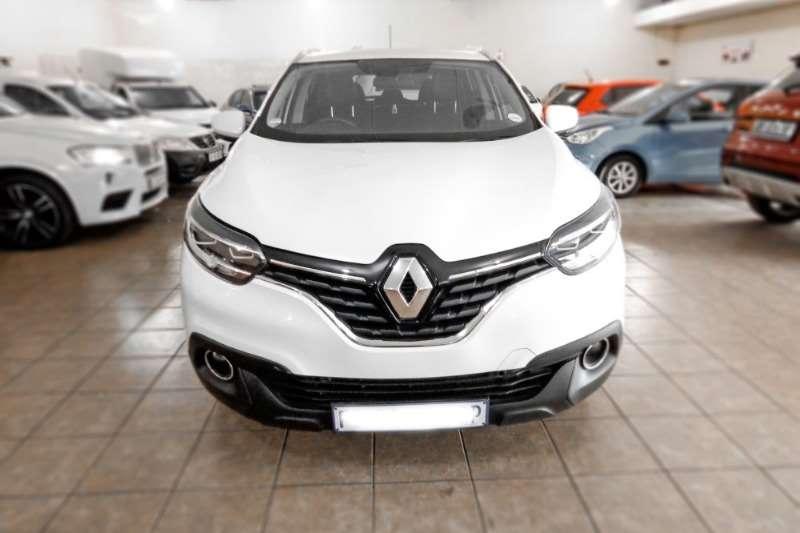 Renault Kadjar 81kW dCi Dynamique 2017