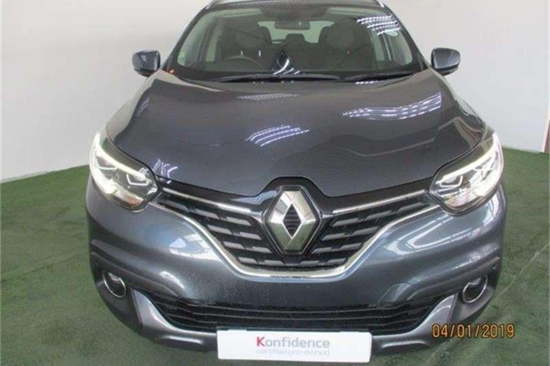 Renault Kadjar 81kW dCi Dynamique auto 2016
