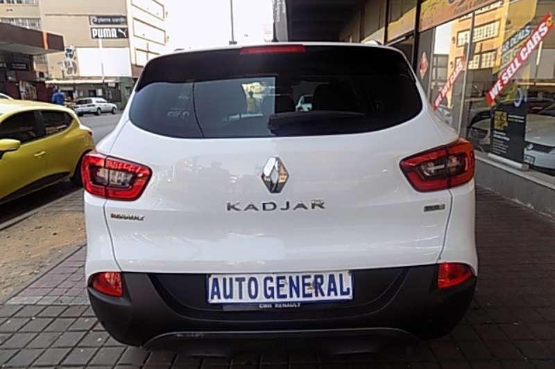 Renault Kadjar 81kW dCi Dynamique auto 2017