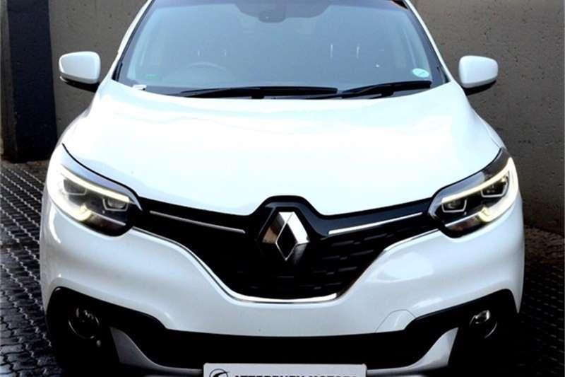 2017 Renault Kadjar Kadjar 81kW dCi Dynamique auto