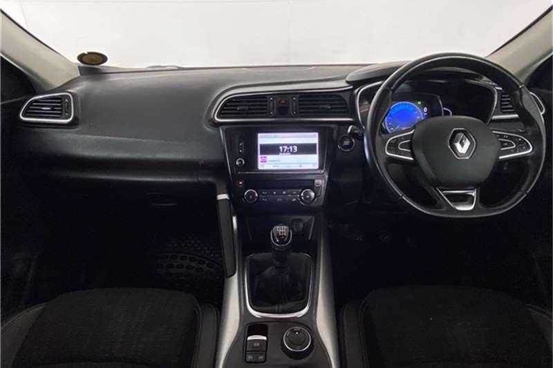 2016 Renault Kadjar Kadjar 96kW dCi Dynamique 4WD