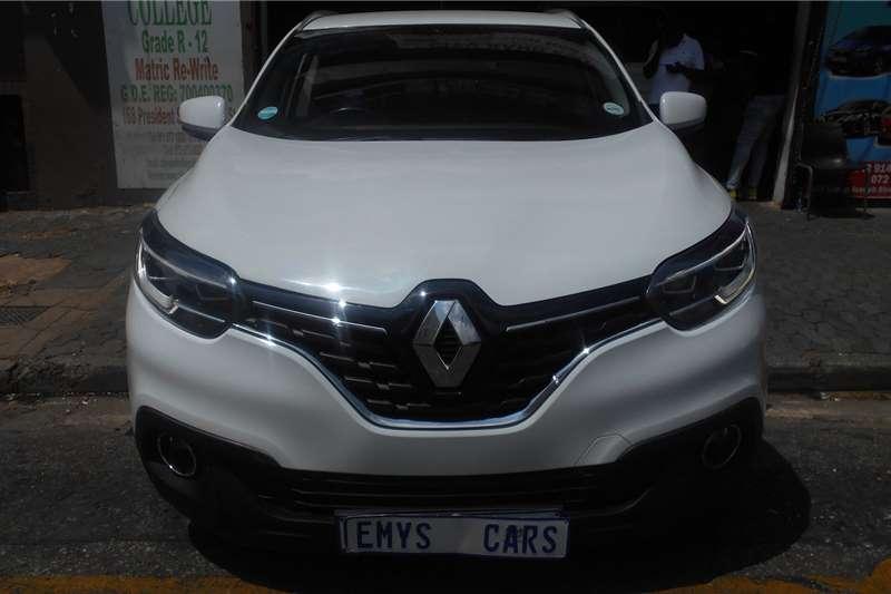 Renault Kadjar 96kW dCi Dynamique 4WD 2017