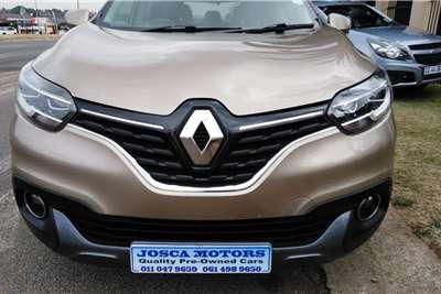 Used 2018 Renault Kadjar 96kW TCe Blaze