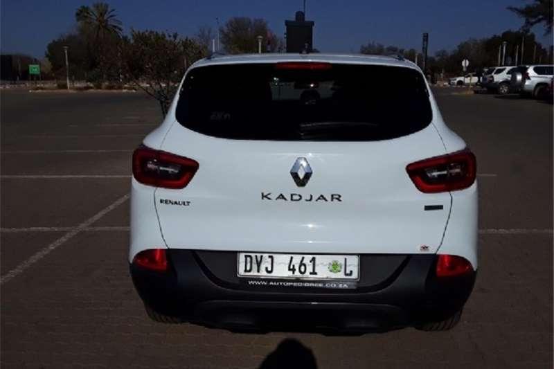 Used 2018 Renault Kadjar 96kW TCe Dynamique auto