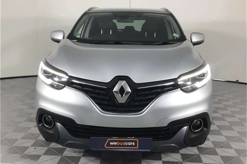 Renault Kadjar 96kW turbo Dynamique 2016
