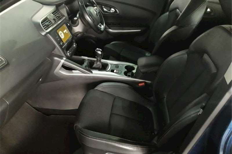 2017 Renault Kadjar Kadjar 96kW turbo Dynamique