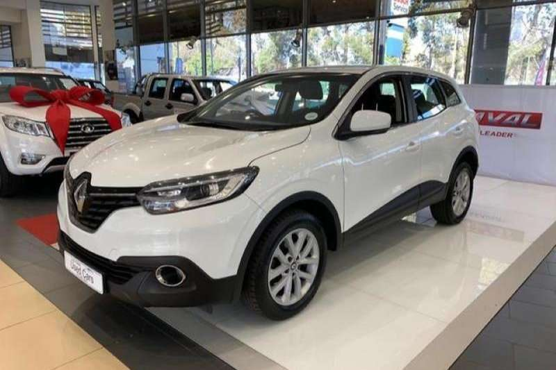 Renault Kadjar 96kW turbo Expression 2016