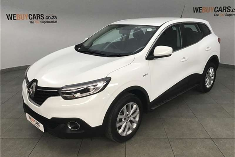 Renault Kadjar 96kW turbo Expression 2017