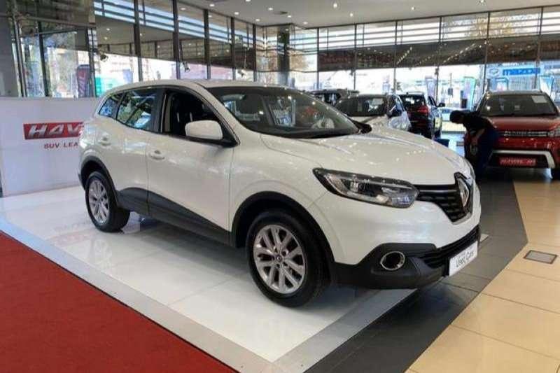 2016 Renault Kadjar 96kW turbo Expression