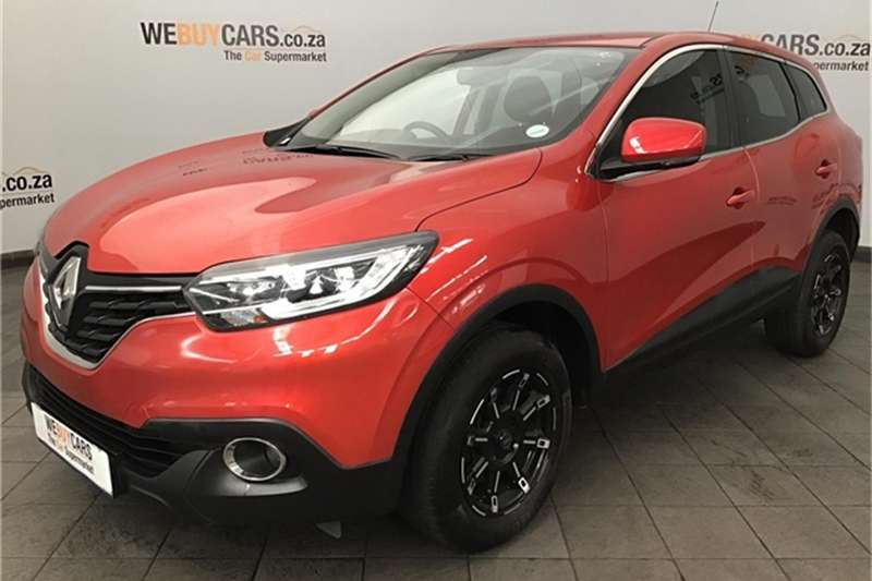 2017 Renault Kadjar 96kW turbo Expression