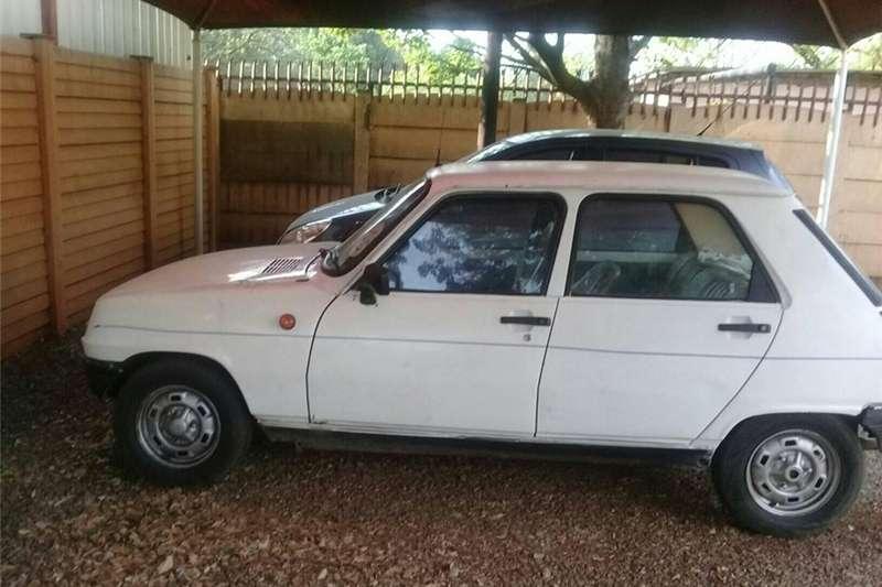 Renault Koleos 1987