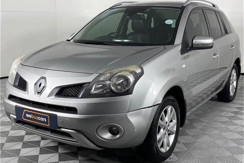 Used 2009 Renault Koleos 2.0dCi 4x4 Dynamique Premium