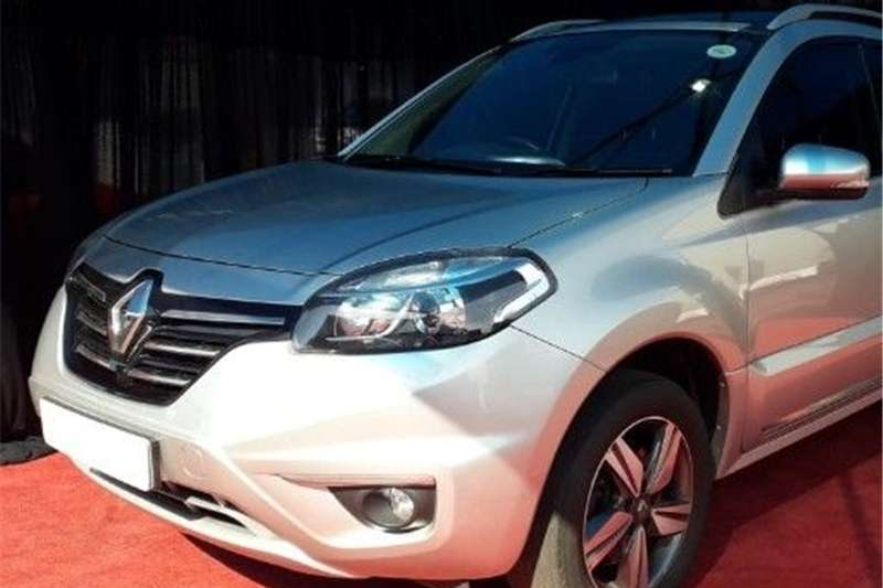 Renault Koleos 2.0dCi 4x4 Dynamique Premium 2015