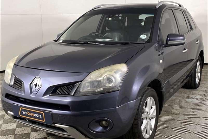Used 2012 Renault Koleos 2.0dCi 4x4 Dynamique Premium automatic