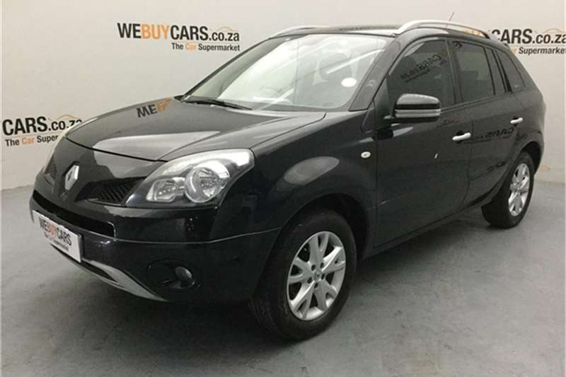 Renault Koleos 2.5 4x4 Dynamique 2011
