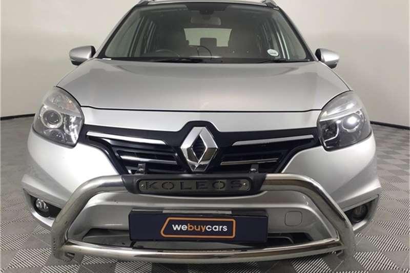 Renault Koleos 2.5 4x4 Dynamique auto 2014