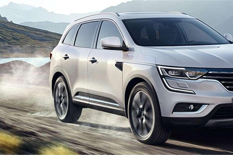 Renault Koleos 2.5 4x4 Dynamique auto 2019