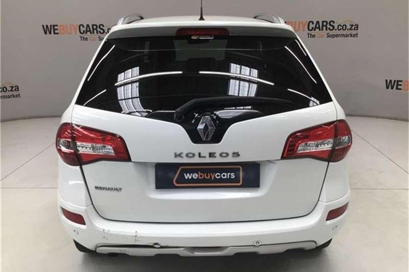 Renault Koleos 2.5 Dynamique 2013