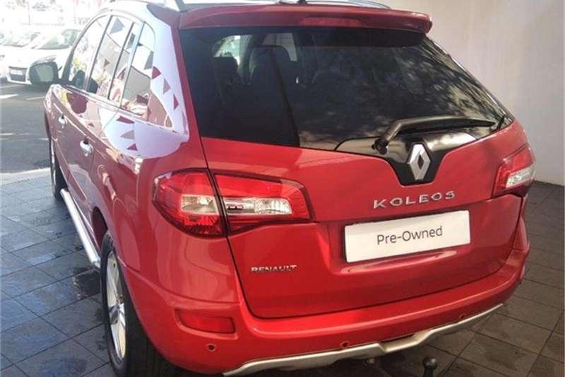 2013 Renault Koleos Koleos 2.5 Dynamique