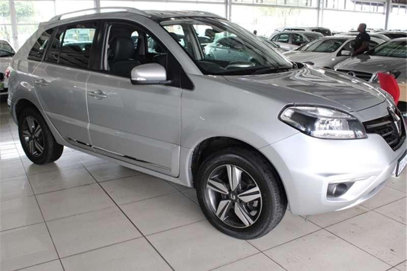 Renault Koleos 2.5 Dynamique 2014