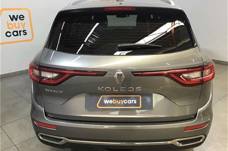 Renault Koleos 2.5 DYNAMIQUE CVT 2019