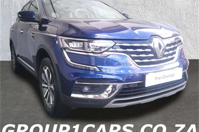Used 2021 Renault Koleos KOLEOS 2.5 DYNAMIQUE CVT