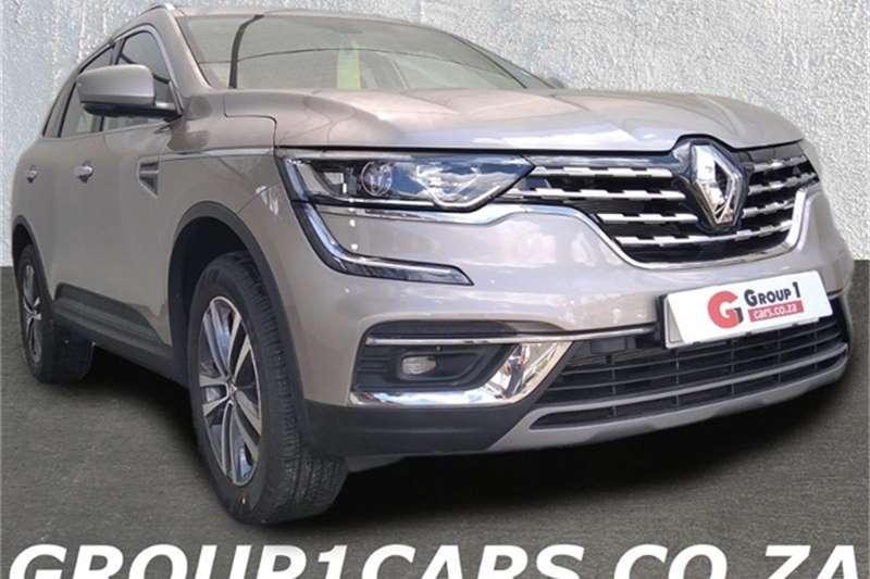 Used 2021 Renault Koleos KOLEOS 2.5 EXPRESSION CVT