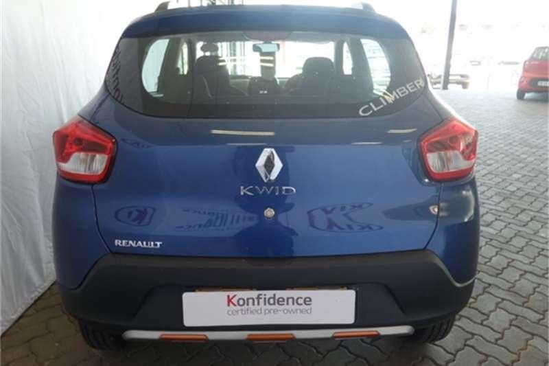 Renault Kwid 1.0 CLIMBER 5DR 2020