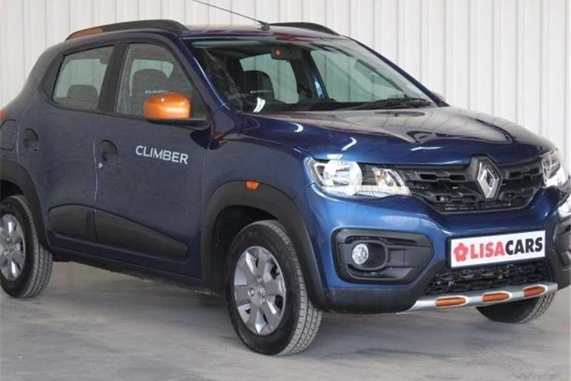 Renault Kwid 1.0 CLIMBER 5DR AMT 2019
