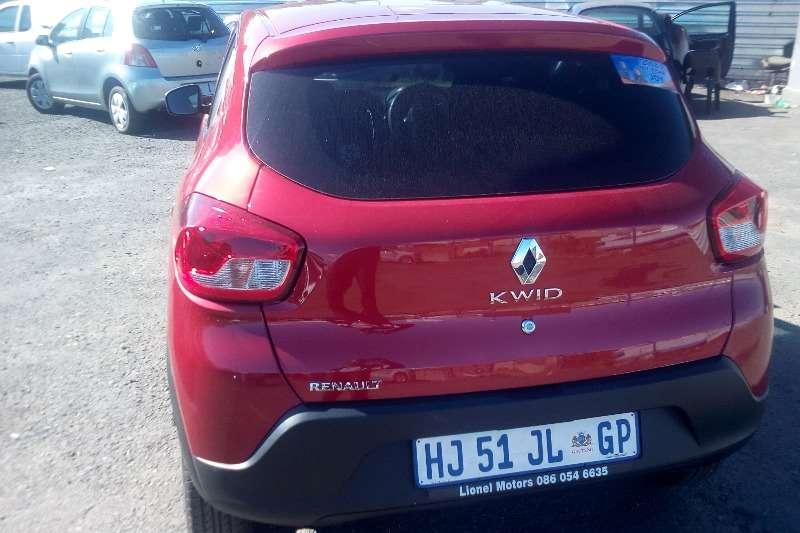 Renault Kwid 1.0 Dynamique 2014