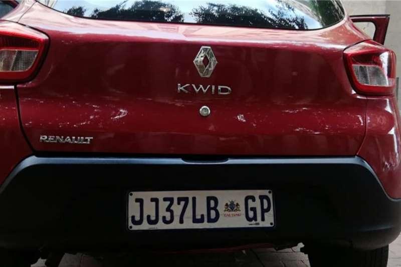 Renault Kwid 1.0 Dynamique 2016