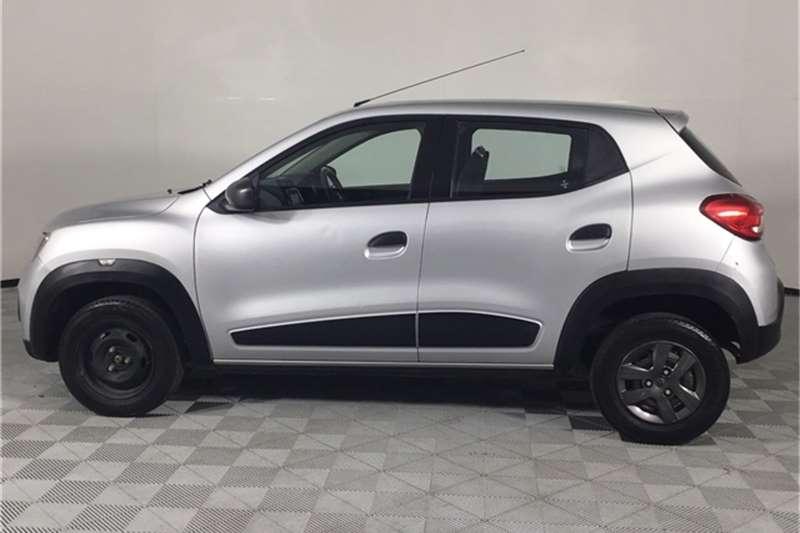 2017 Renault Kwid Kwid 1.0 Dynamique