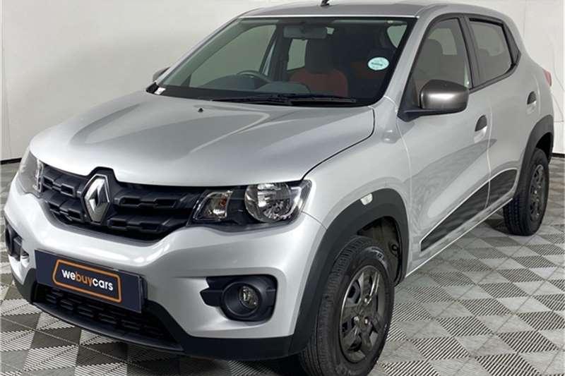 2018 Renault Kwid Kwid 1.0 Dynamique
