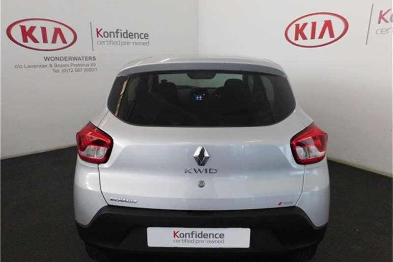Renault Kwid 1.0 Dynamique 2020