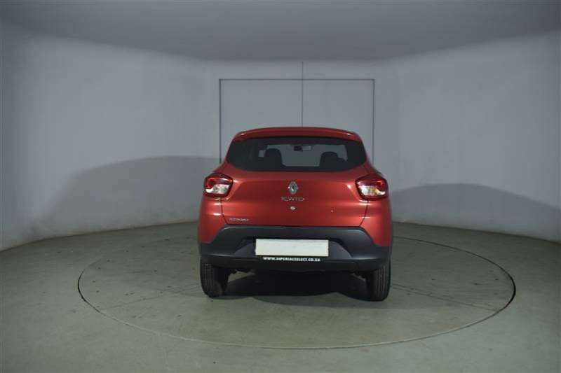Renault Kwid 1.0 DYNAMIQUE 5DR 2012