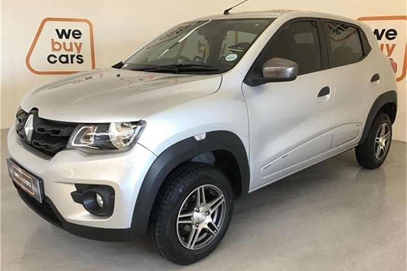 Renault Kwid 1.0 DYNAMIQUE 5DR A/T 2018