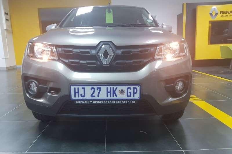 Renault Kwid 1.0 DYNAMIQUE 5DR A/T 2020