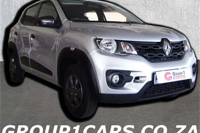 Used 2021 Renault Kwid KWID 1.0 DYNAMIQUE 5DR A/T
