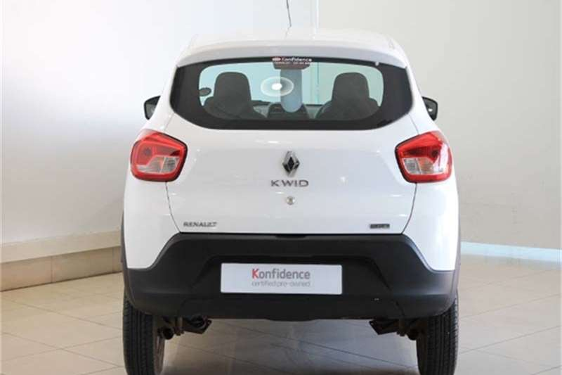 Renault Kwid 1.0 DYNAMIQUE 5DR AMT 2019