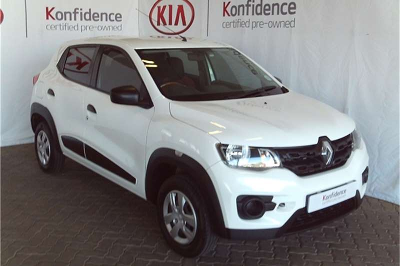 Renault Kwid 1.0 Expression 2016