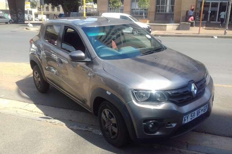 Renault Kwid 1.0 Expression 2017
