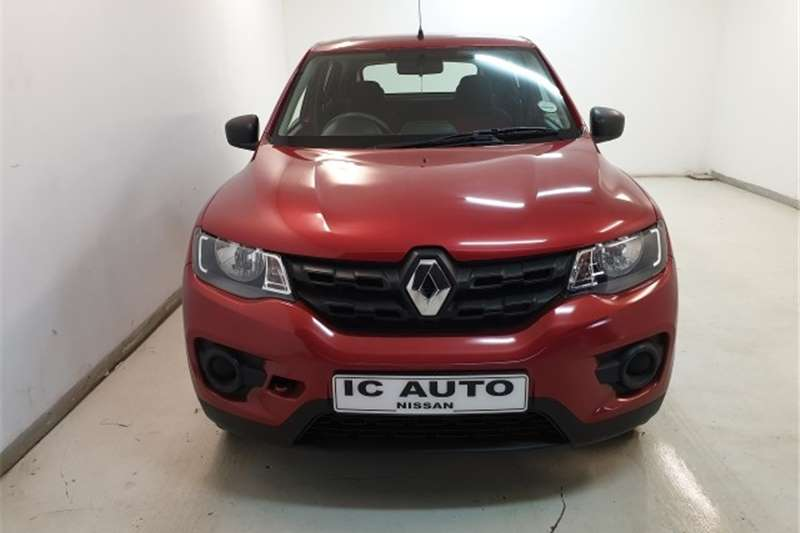 Renault Kwid 1.0 Expression 2017
