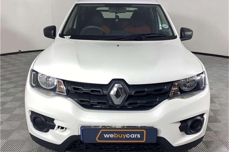 2017 Renault Kwid Kwid 1.0 Expression