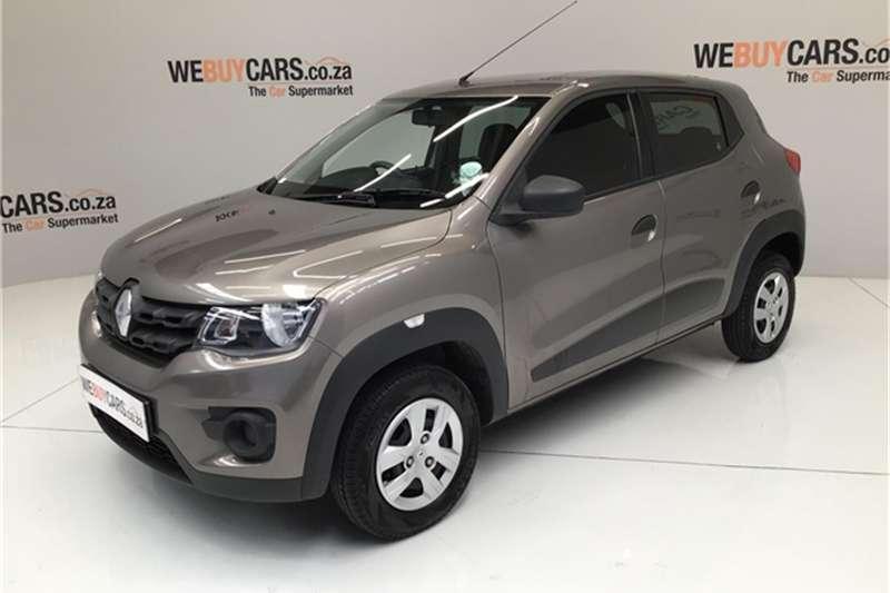 Renault Kwid 1.0 Expression 2018