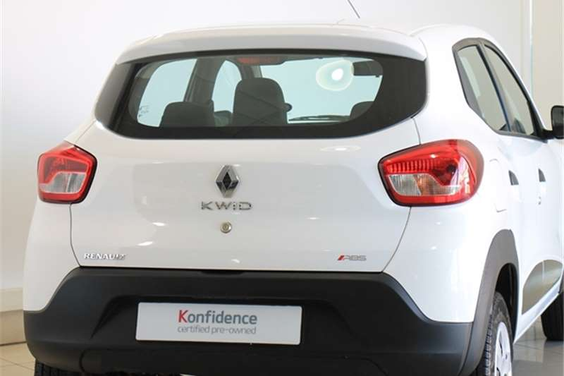 Renault Kwid 1.0 Expression 2019