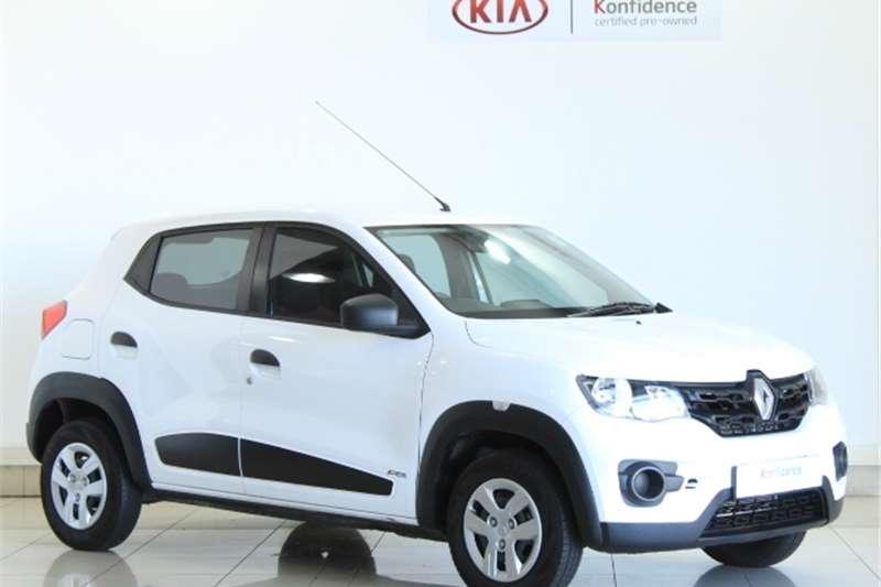 Renault Kwid 1.0 Expression 2019